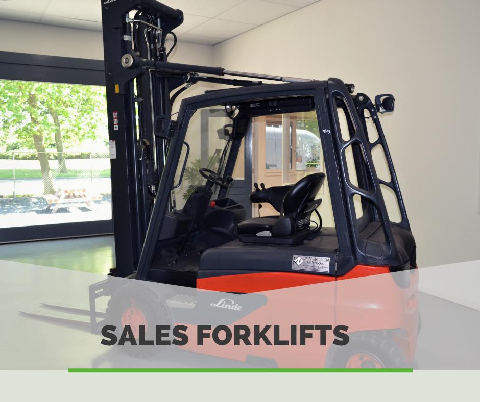 sales forklifts